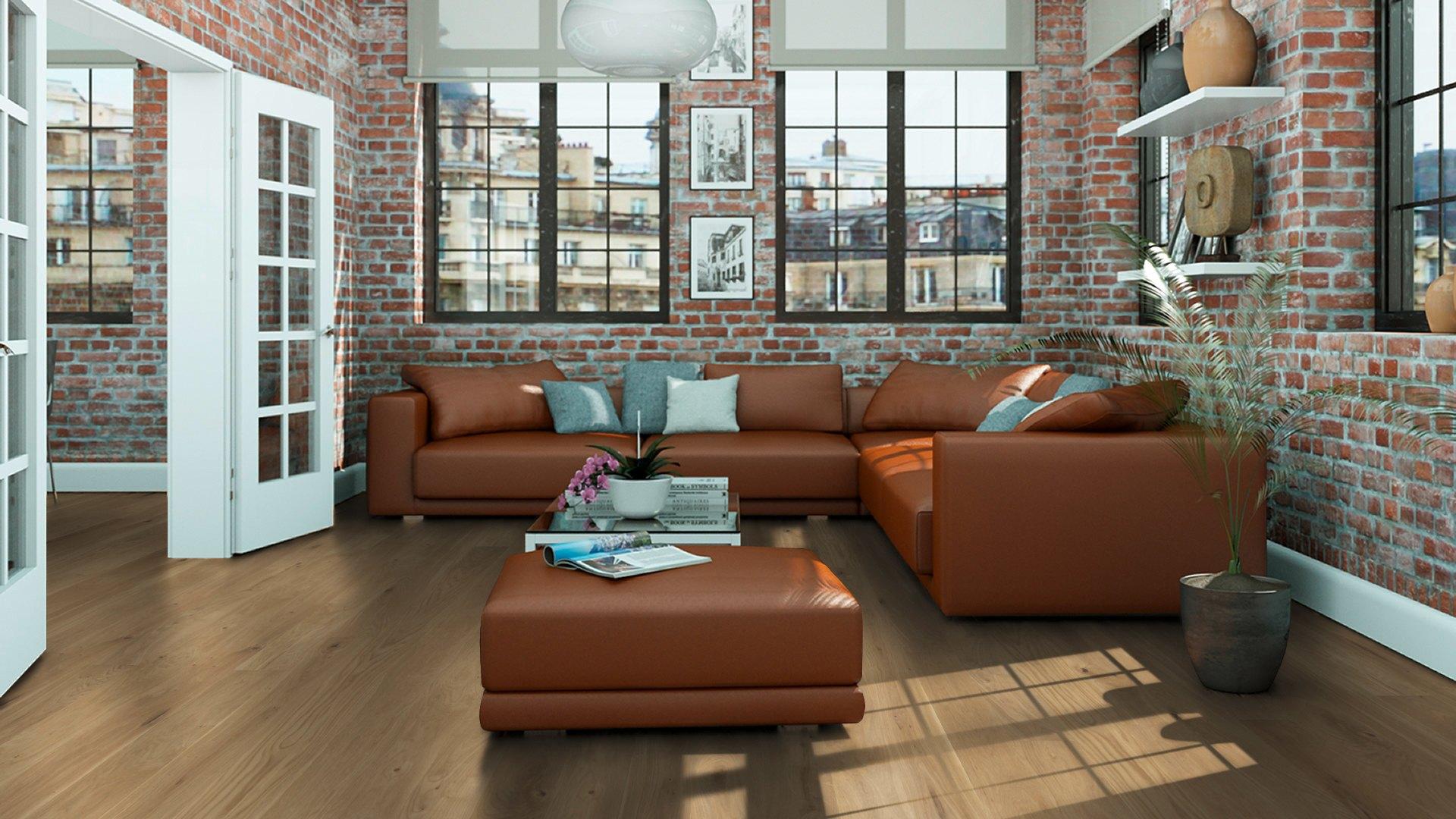 Wohnzimmer - die beliebtesten Holzarten