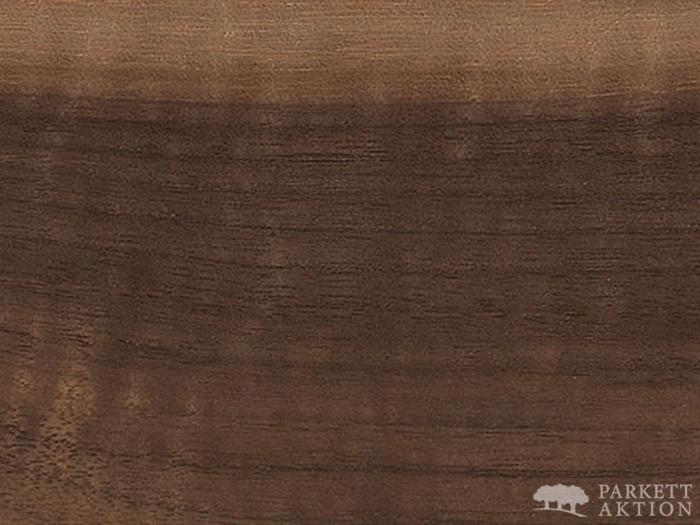 Parkettboden dunkel textur  2-Schicht Fertigparkett Nussbaum lebhaft matt lackiert ...