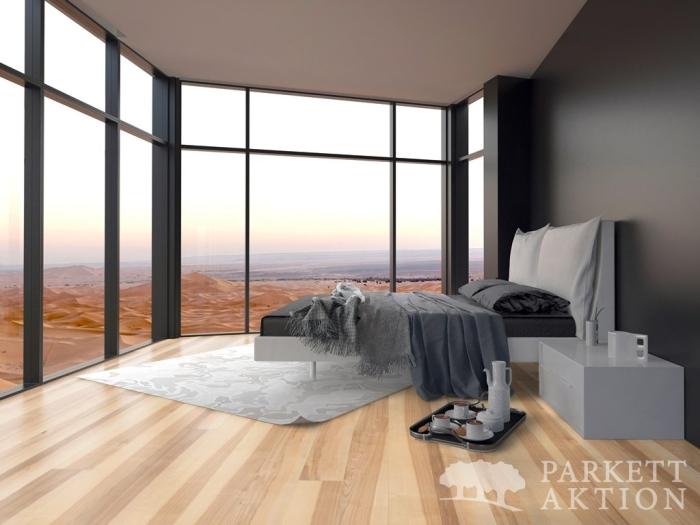 landhausdiele esche markant lackiert parkett. Black Bedroom Furniture Sets. Home Design Ideas