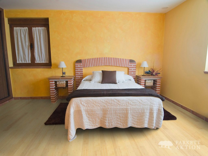 2 schicht bambusboden natur hell lackiert de parkett. Black Bedroom Furniture Sets. Home Design Ideas