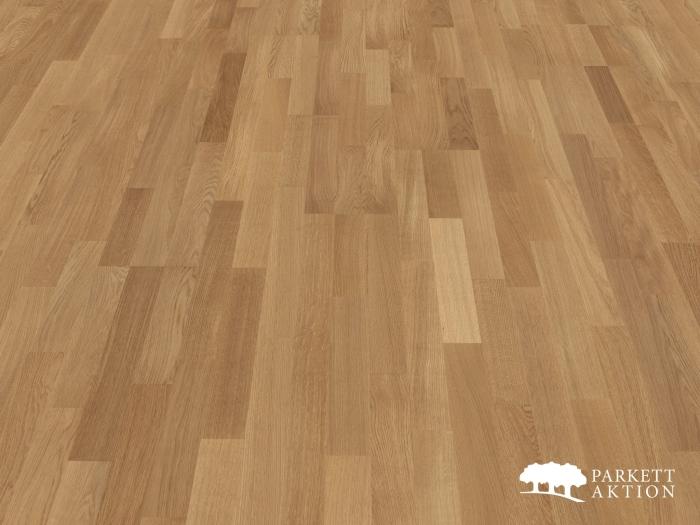 3 stab parkett eiche natur ge lt mit klick system de parkett. Black Bedroom Furniture Sets. Home Design Ideas