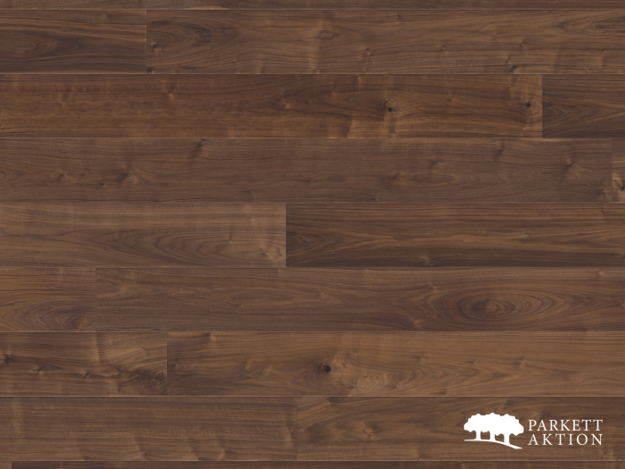 landhausdiele nussbaum handgehobelt natur ge lt mit klick. Black Bedroom Furniture Sets. Home Design Ideas