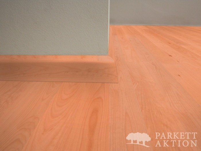 sockelleisten buche natur matt lackiert parkett. Black Bedroom Furniture Sets. Home Design Ideas