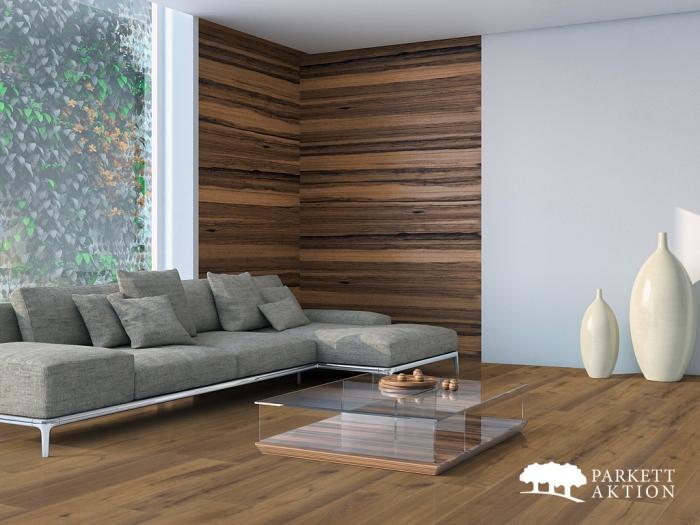 landhausdiele eiche ger uchert handgehobelt natur ge lt de parkett. Black Bedroom Furniture Sets. Home Design Ideas