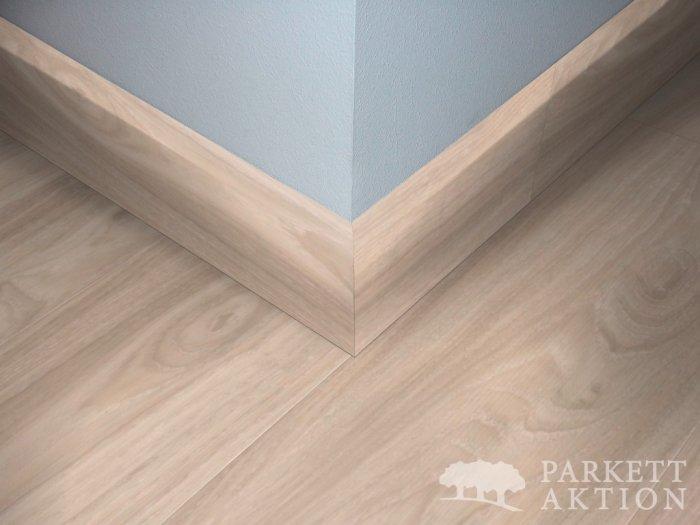 vinylboden eiche pearl white geb rstet mit klick system parkett. Black Bedroom Furniture Sets. Home Design Ideas