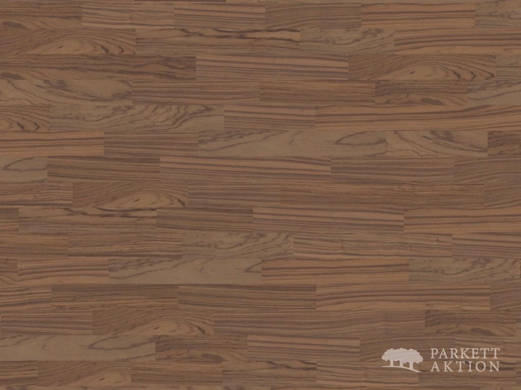 Holzfußboden Xl ~ Schicht edeldiele zebrano original matt lackiert xl stab de