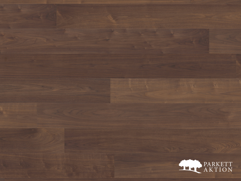 landhausdiele nussbaum ruhig ge lt parkett. Black Bedroom Furniture Sets. Home Design Ideas