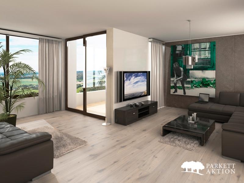 landhausdiele eiche rustikal ger uchert gealtert weiss. Black Bedroom Furniture Sets. Home Design Ideas